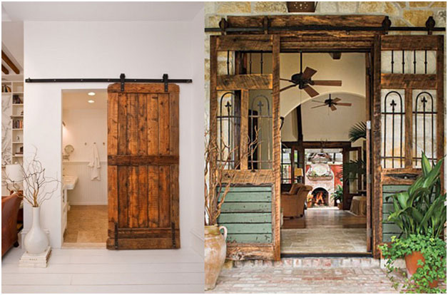 Reclaimed Wood for the Rustic Style