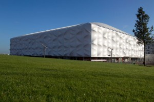 Green Building for London Olympics
