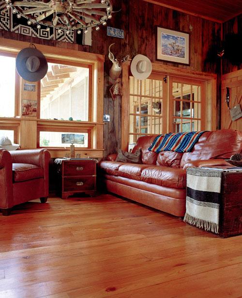 Luxury Solid Wood Flooring